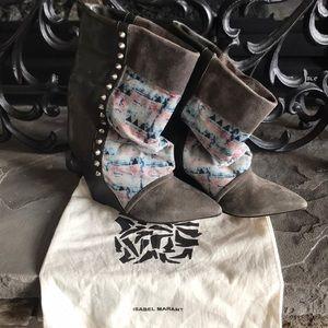 Authentic Isabel Marant Boots size 36